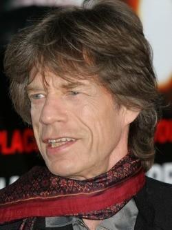 Mick Jagger's girlfriend